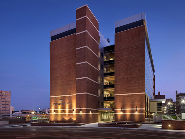 College of Pharmacy - The University of Tennessee Health Science Center
