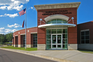 Hardeman County Justice Center