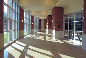 Hardeman Co Justice Center Lobby