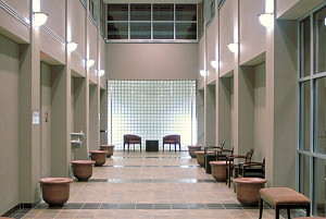 Mississippi County Justice Center Lobby